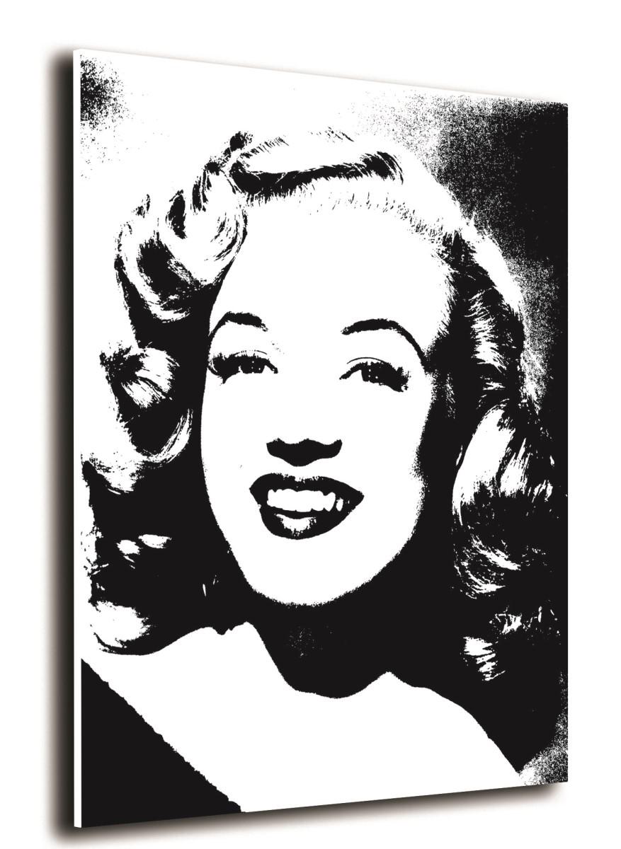 Portrait - Marilyn