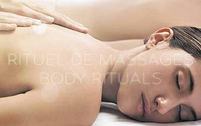 « IMMERSION » SIGNATURE MASSAGE