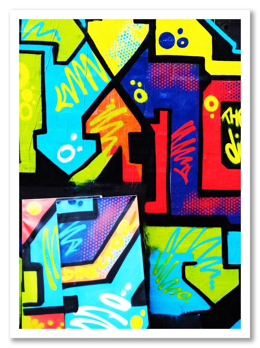 Street Art - Graffitis