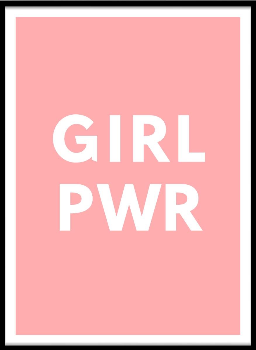 Ecriture - Girl Power