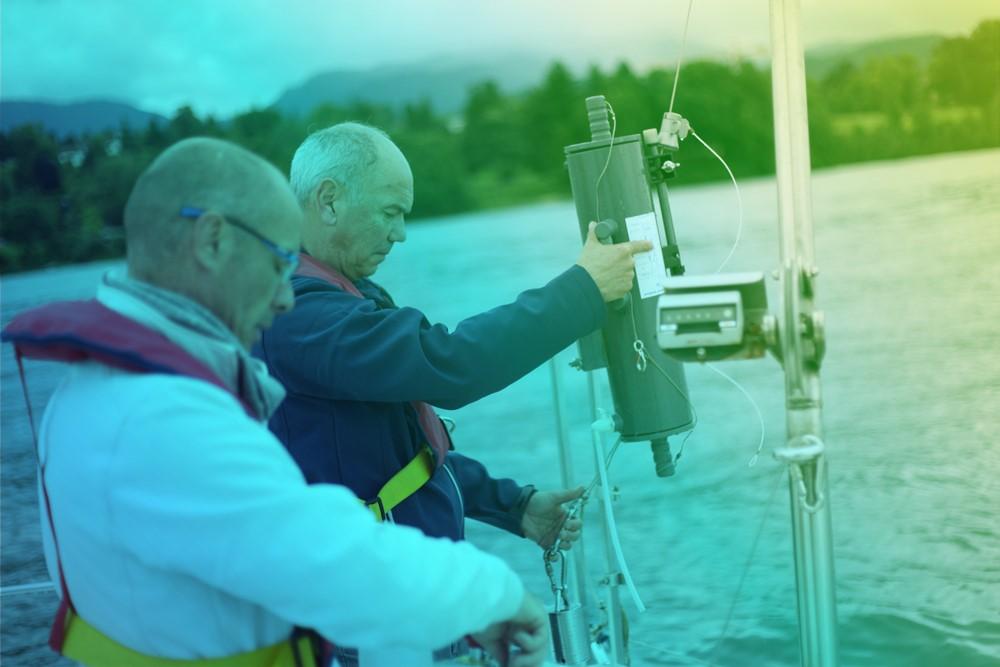 Le suivi écologique du lac du Bourget