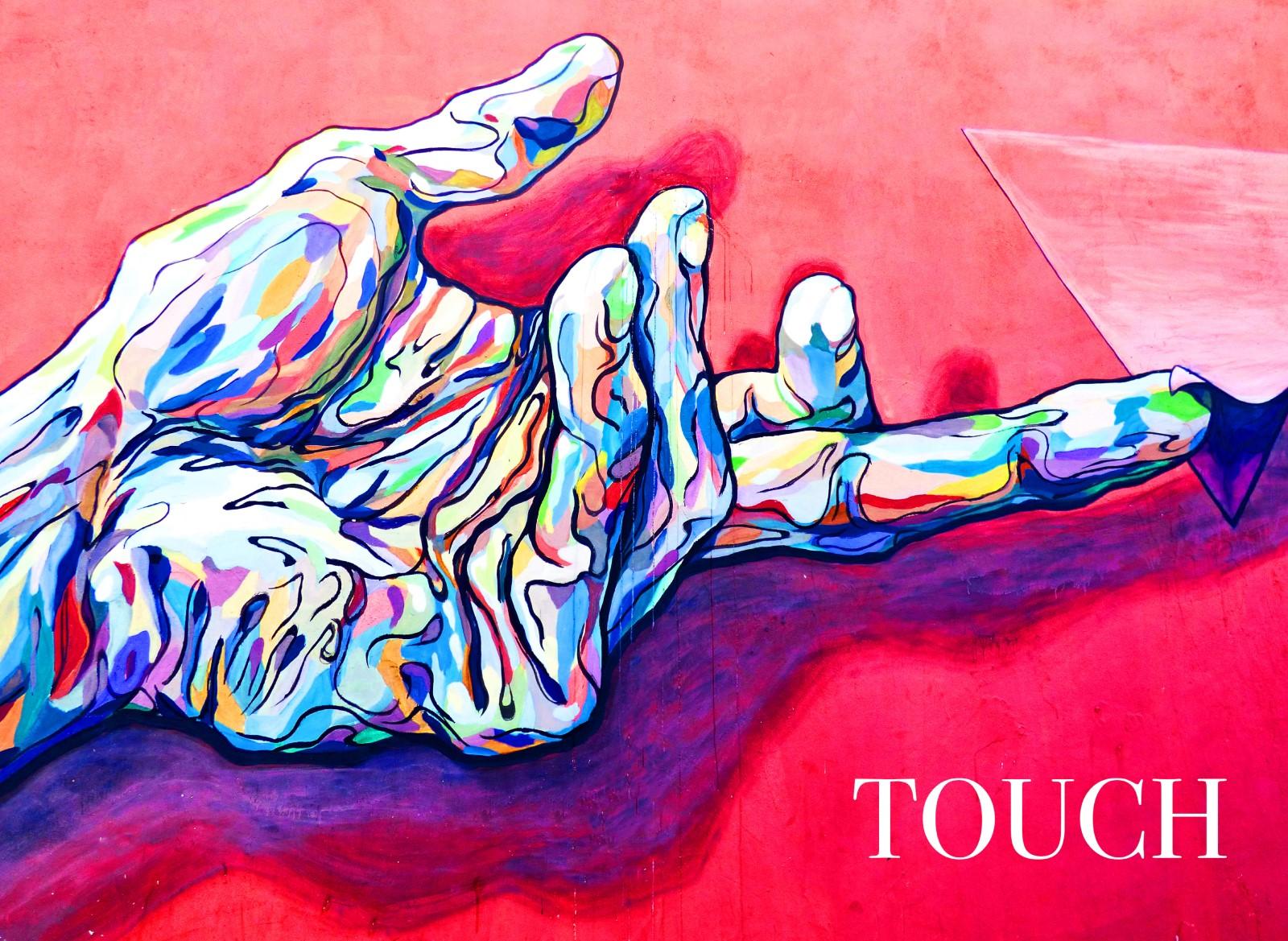 Street Art - Touch