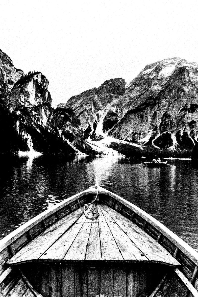 Sport - Bateau et lac