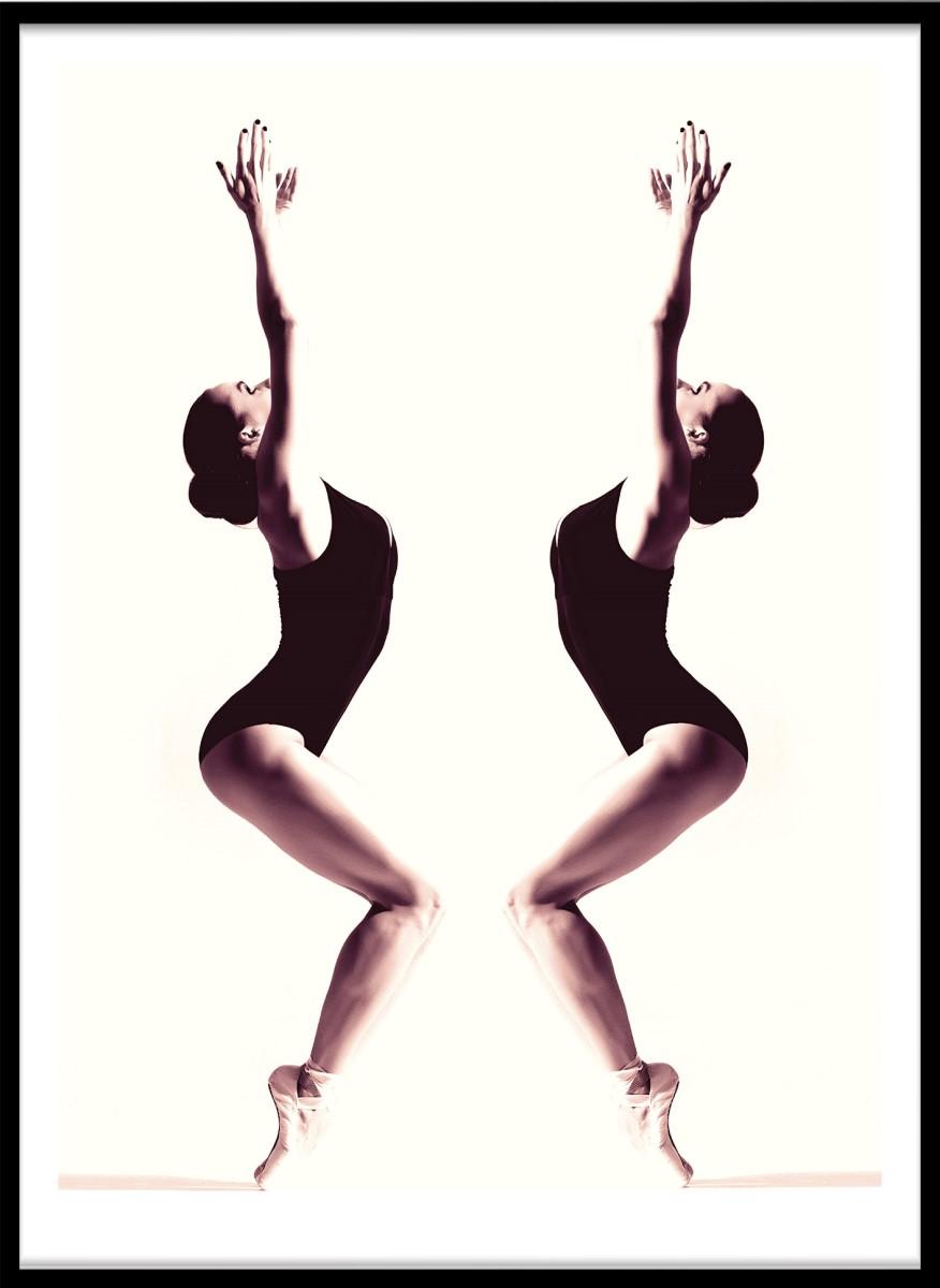 Danse - Classique Miroir
