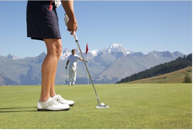 Golf en été en Savoie