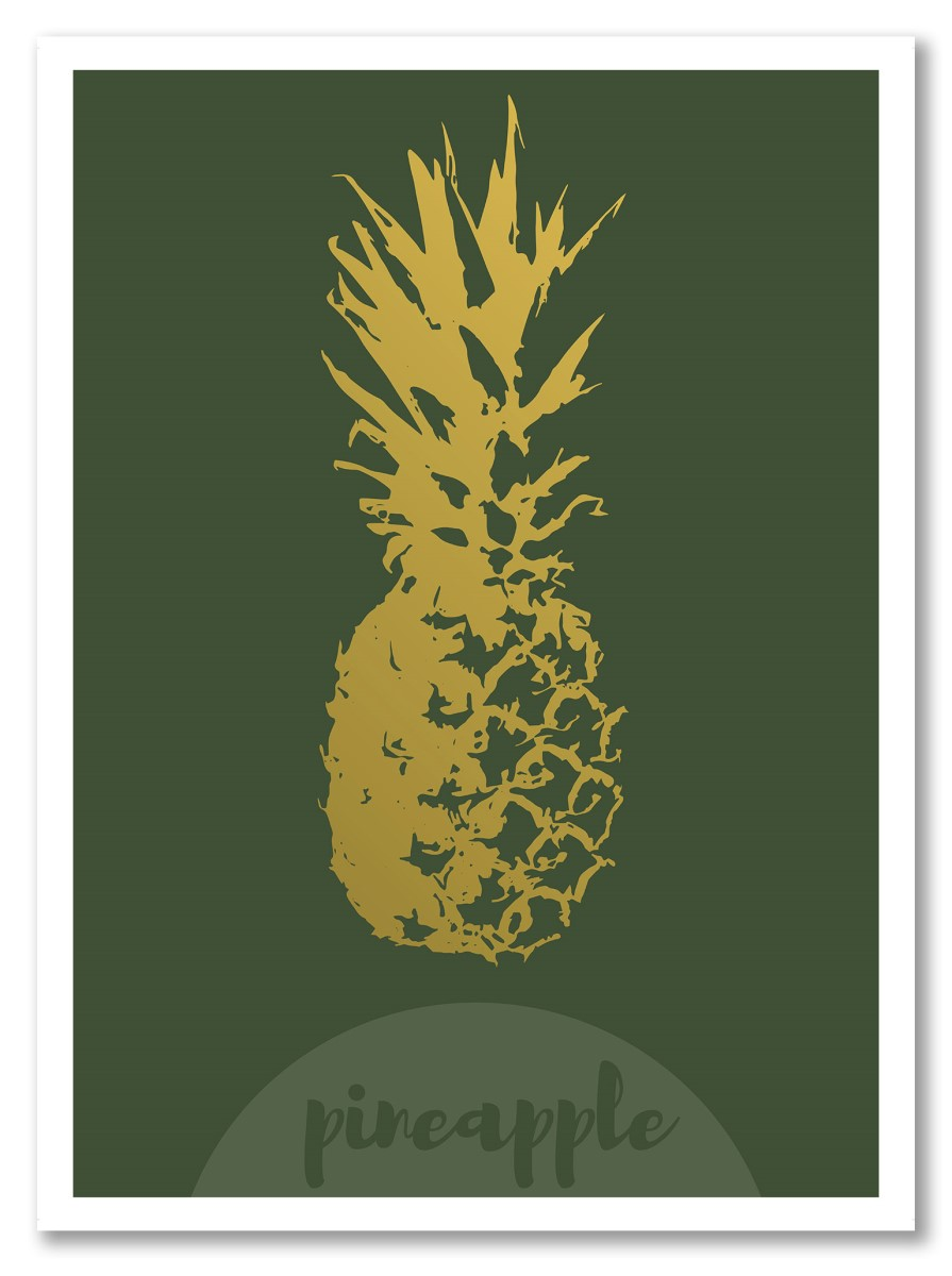 Ananas - Or