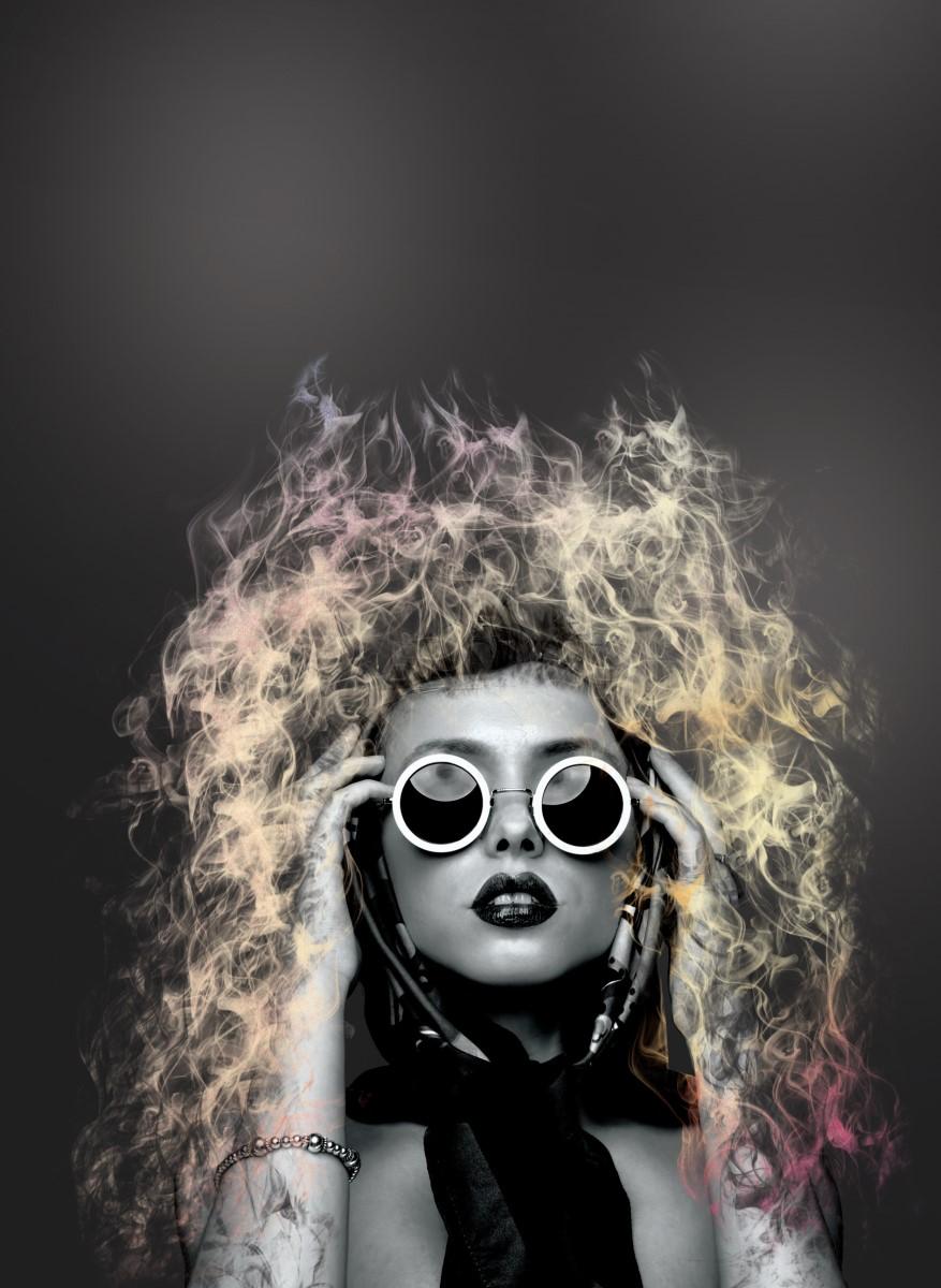 Portrait - Fire Hair