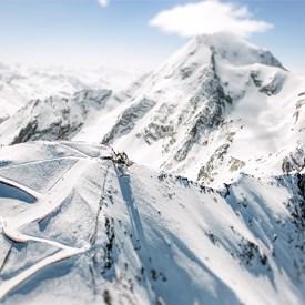 les merveilles à découvrir sur le domaine skiable Les Arcs - paradiski