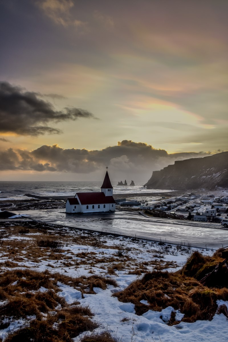 Alexis Marcellin - Vik Iceland