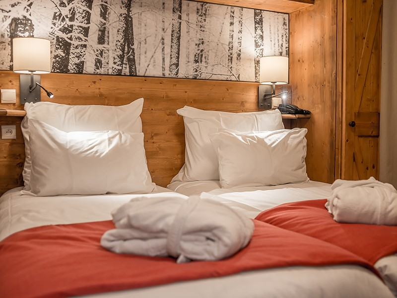 Accommodation in Les Arcs l luxury hotels in Arc 1950