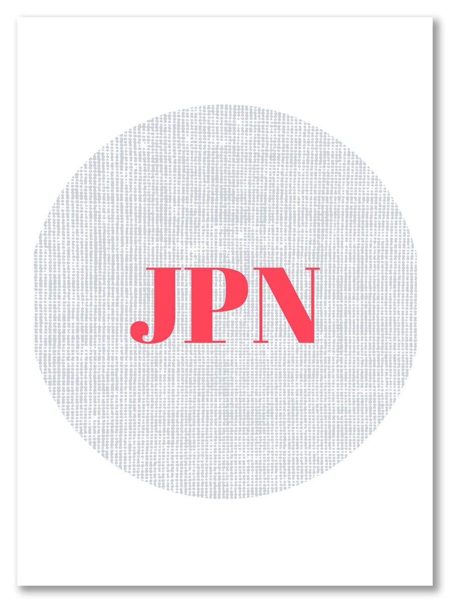 Pastel - Japon
