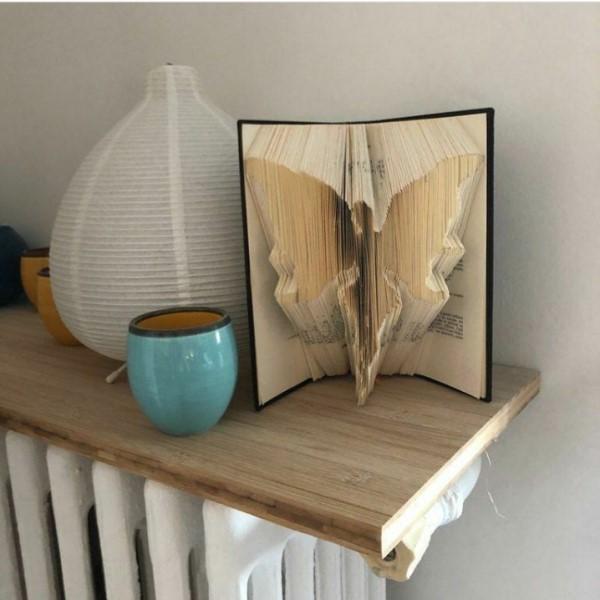 Bookfolding entre art et recyclage