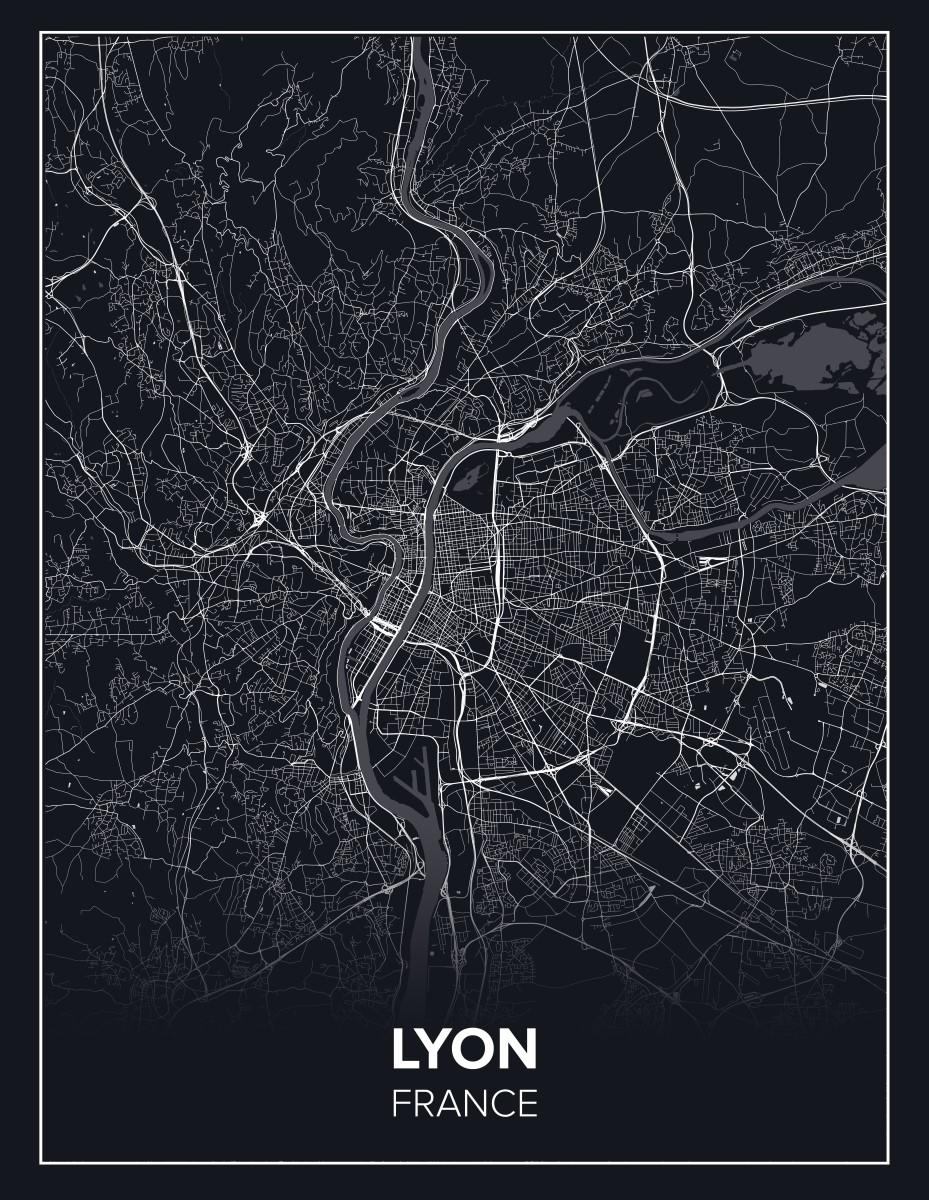 Villes - Lyon