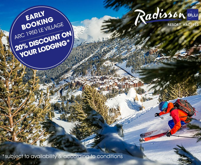early booking by Radisson Blu