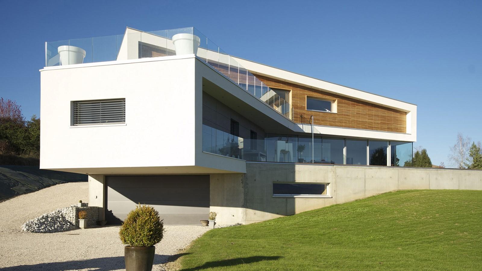 Villa - Environ d