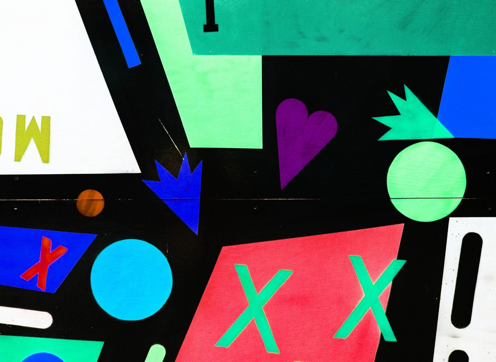 Street Art - Graf Graf