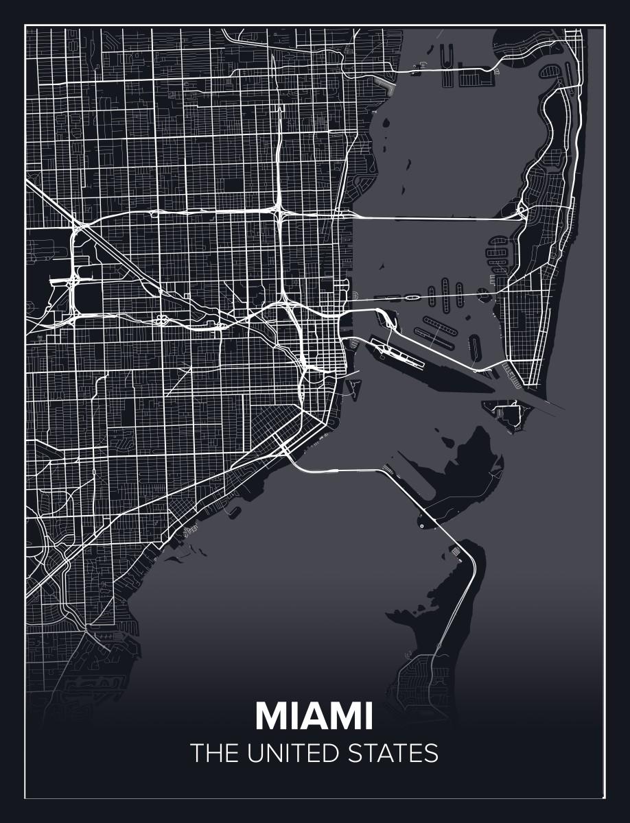 Villes - Miami