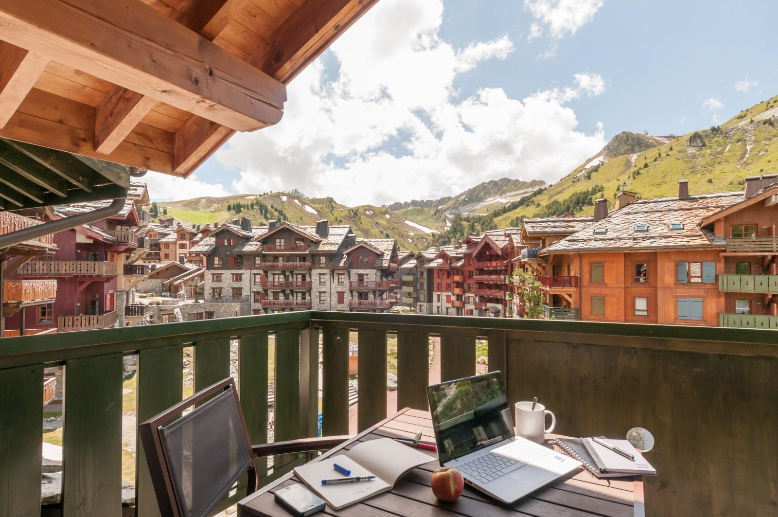 Prestations hôtelières de luxe à la montagne en Savoie