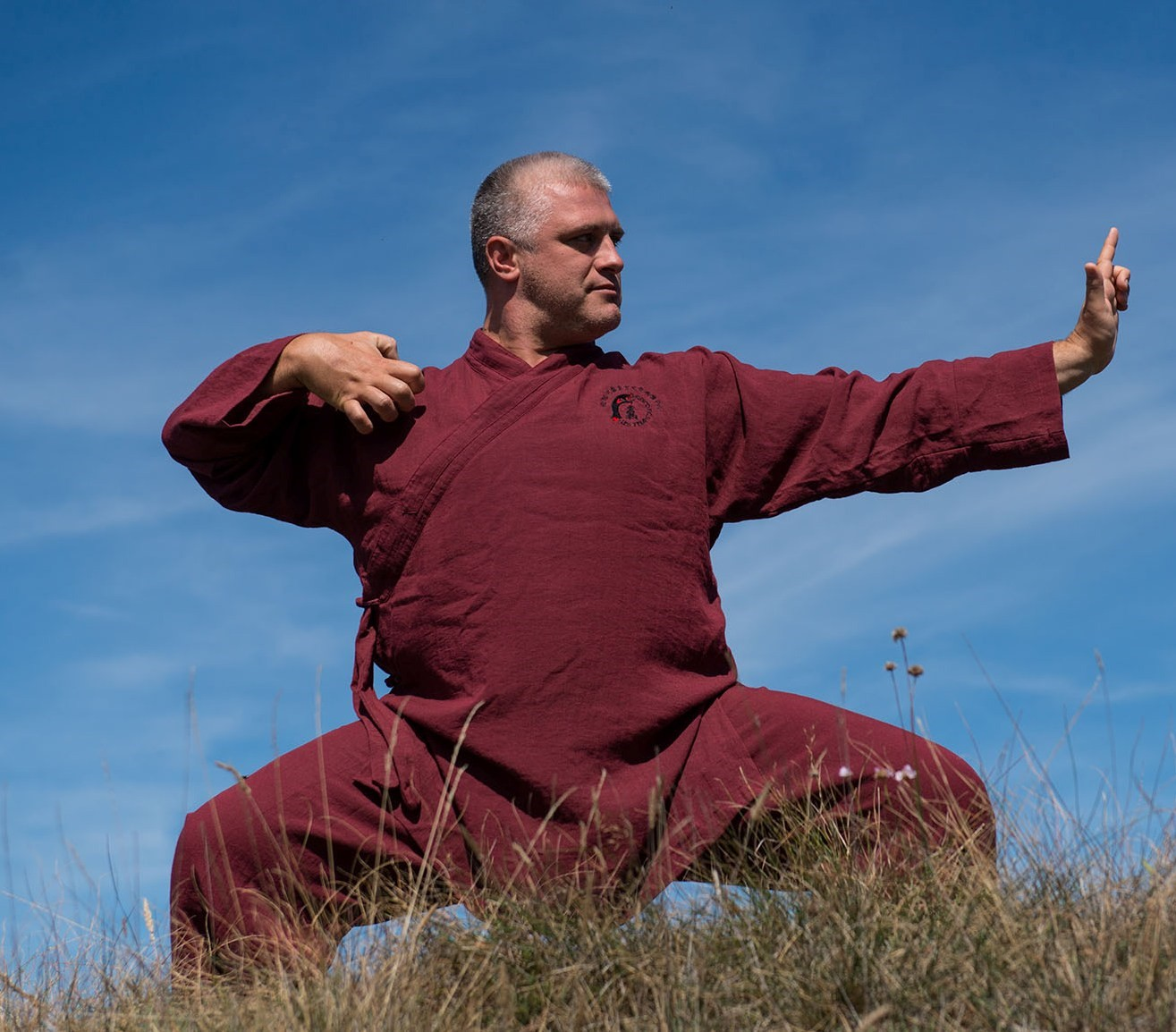 Stage Qi Gong :
