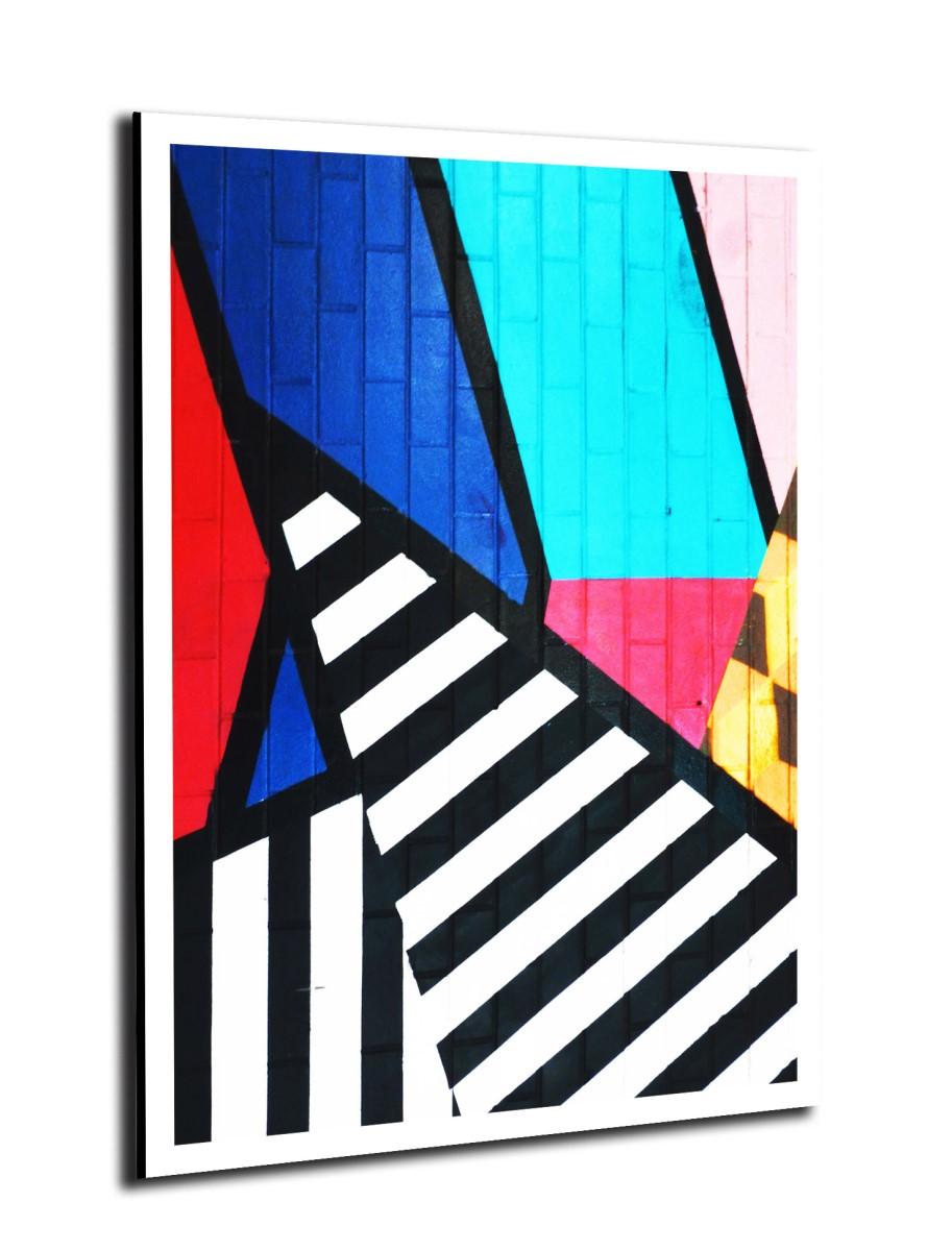 Street Art - Color Geometric
