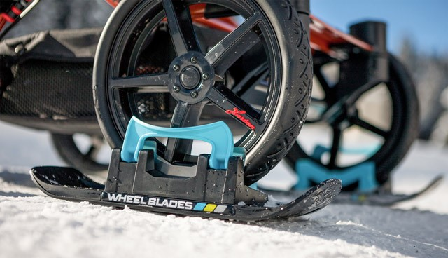 Wheelblades XL - © Bikebox-shop.de