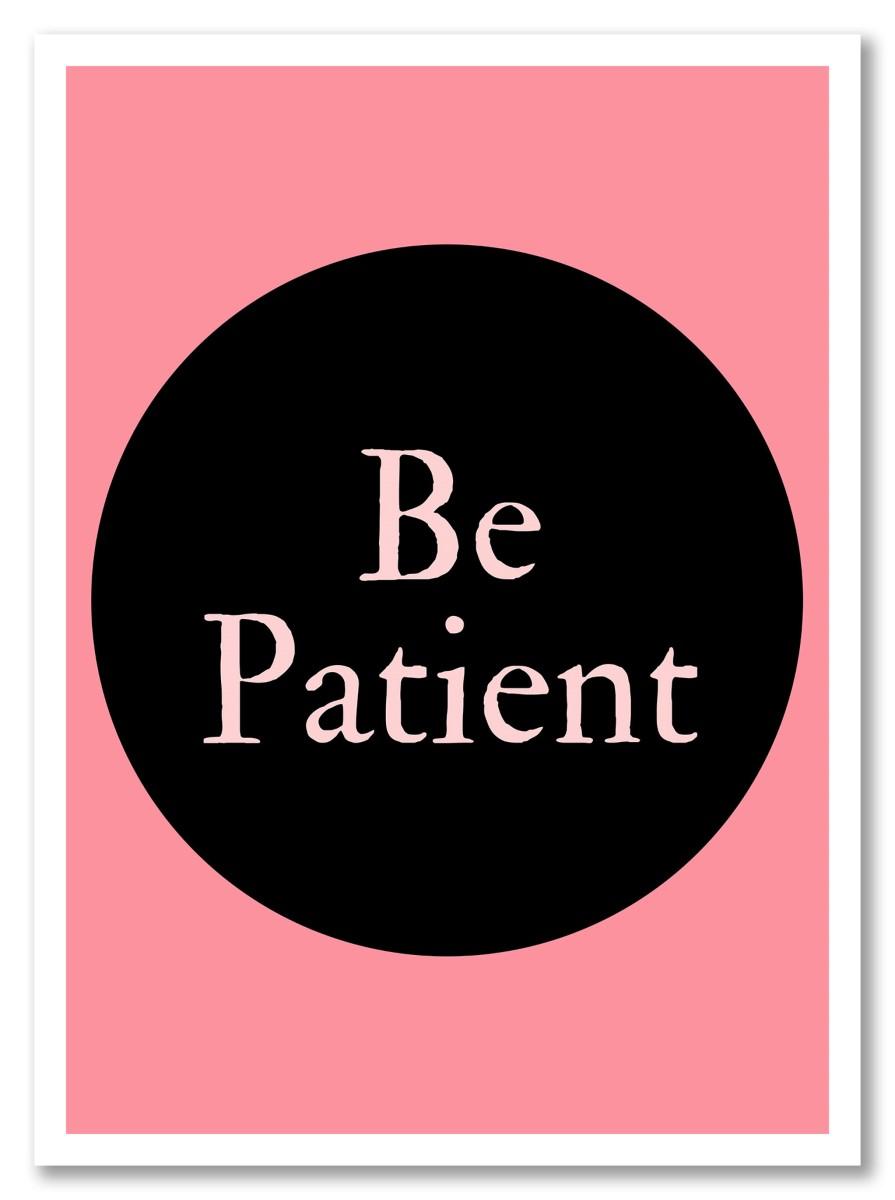 Pastel - Be Patient