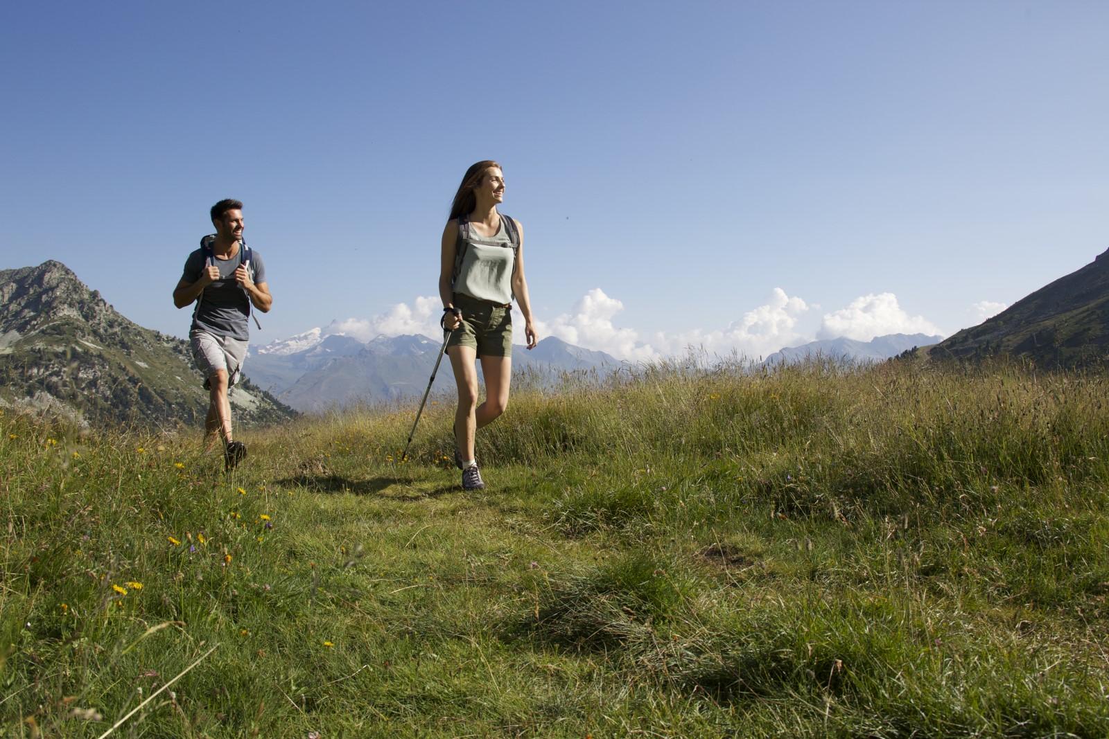 Séjour randonnée pédestre en Savoie aux Arcs