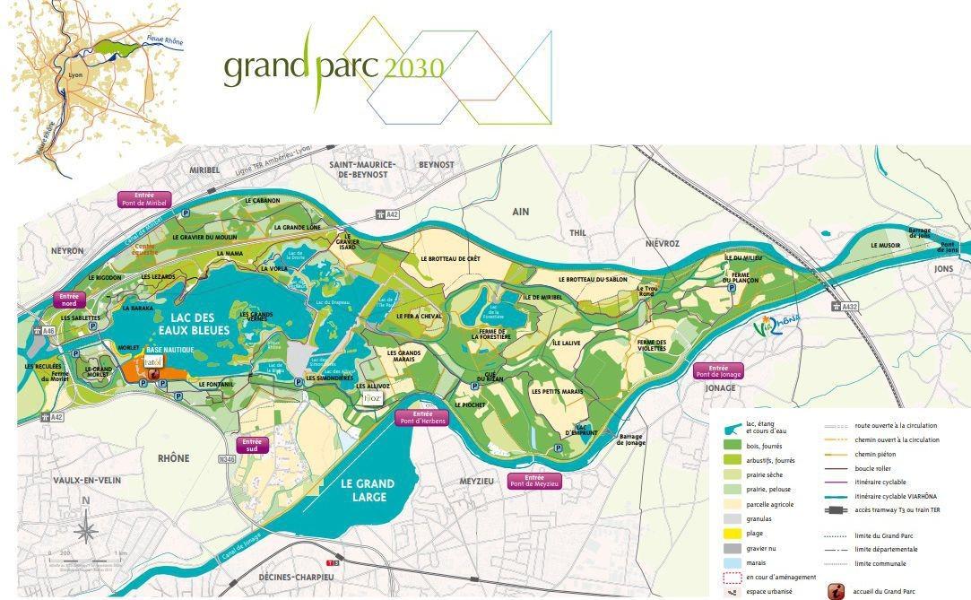 Grand parc