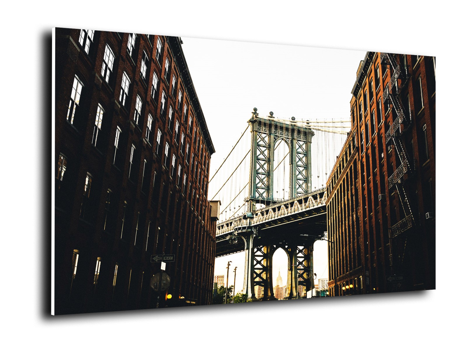Ville - New York Brooklyn Bridge
