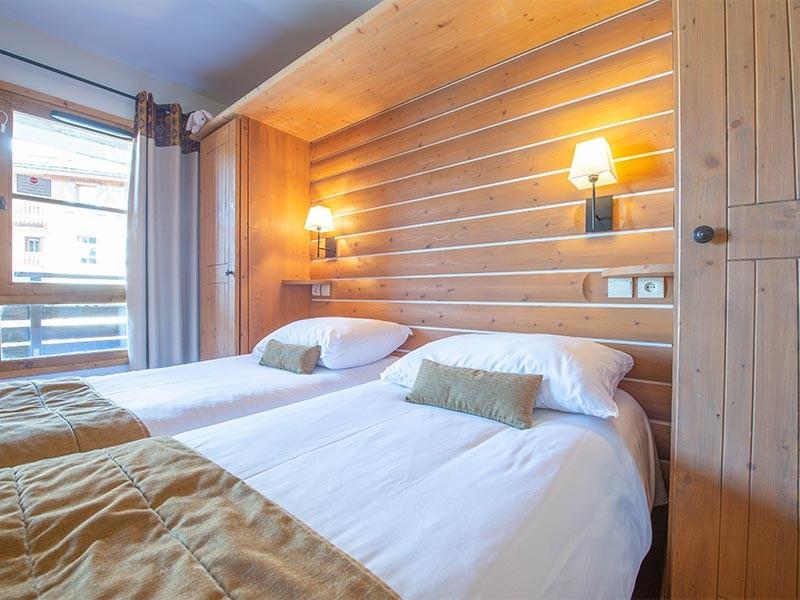 Les résidences de tourisme d'Arc 1950 : des hébergements en résidence de tourisme avec services hôteliers 5*