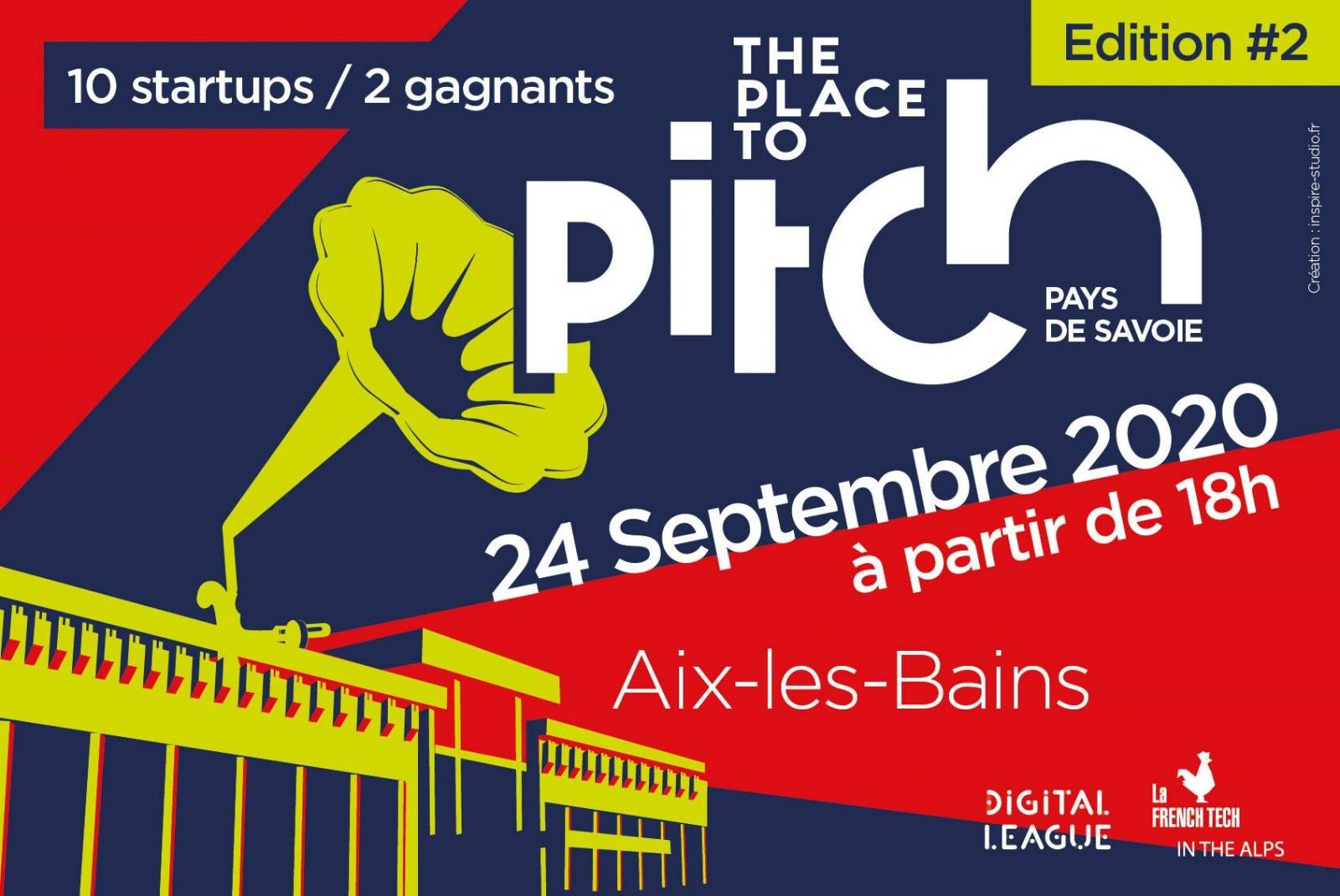 """Concours """"The Place to Pitch"""" : Hooa en haut du podium !"""