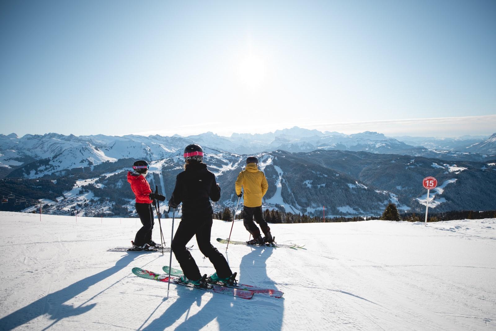 Ski alpin - OT les Gets