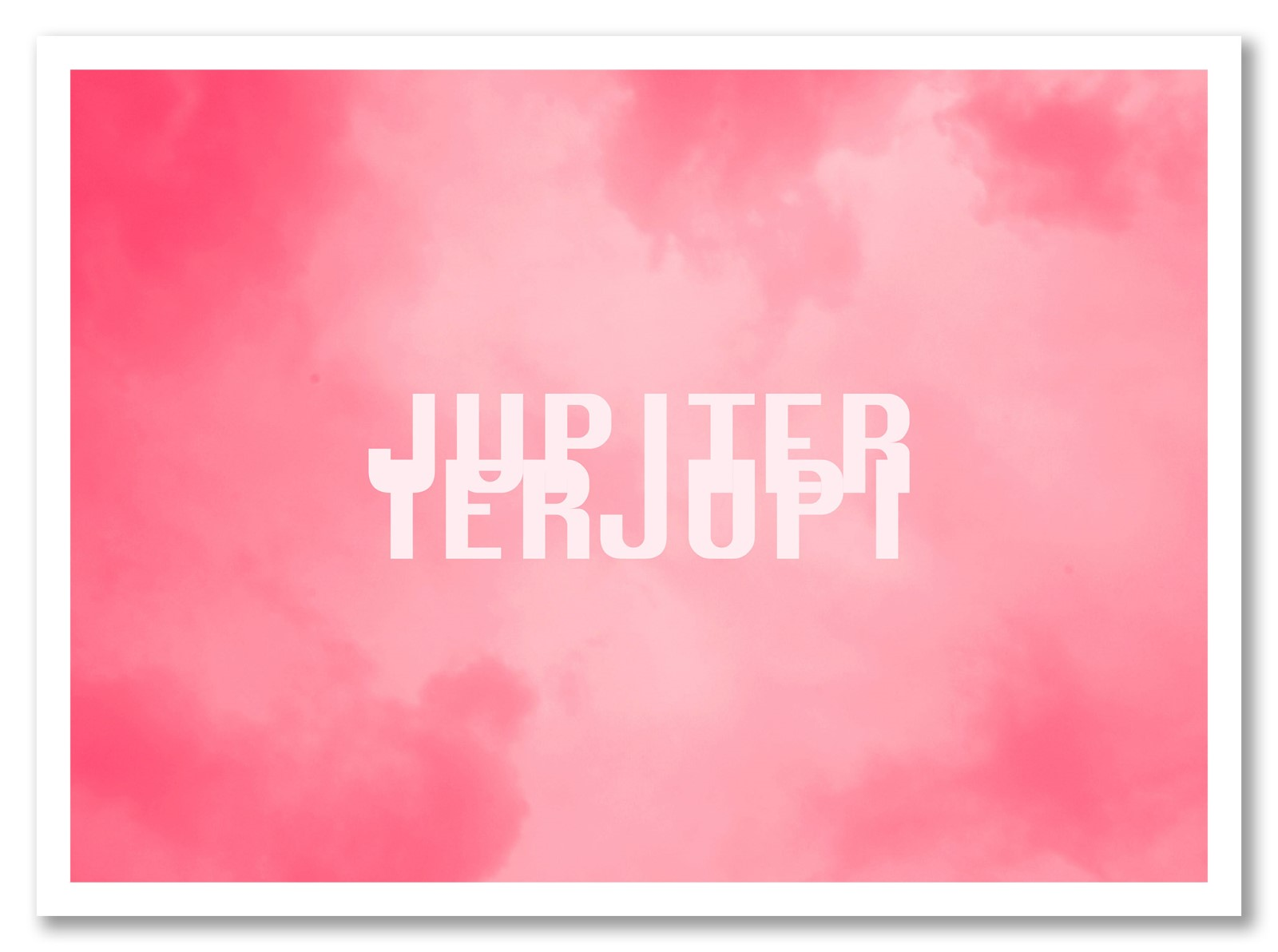 Design - Jupiter Rose