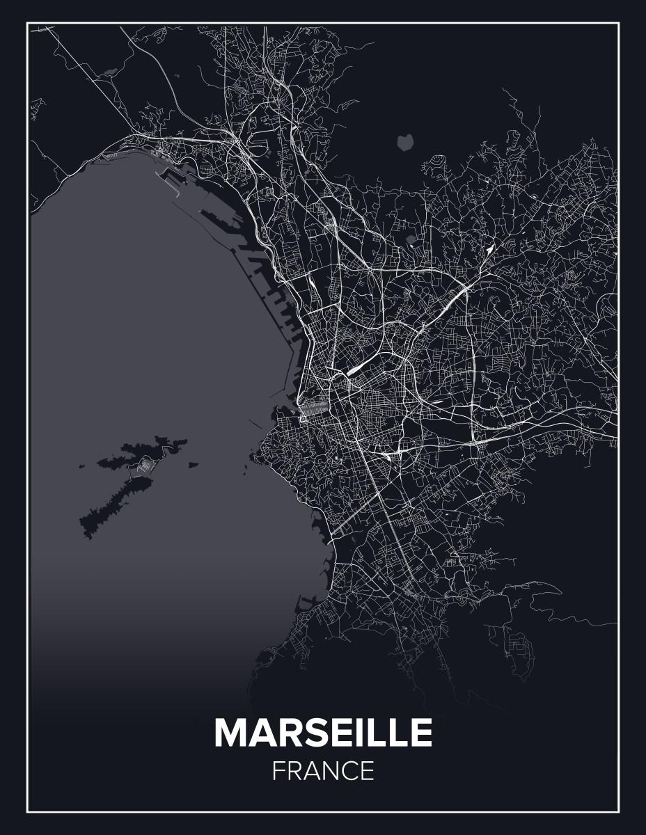 Villes - Marseille