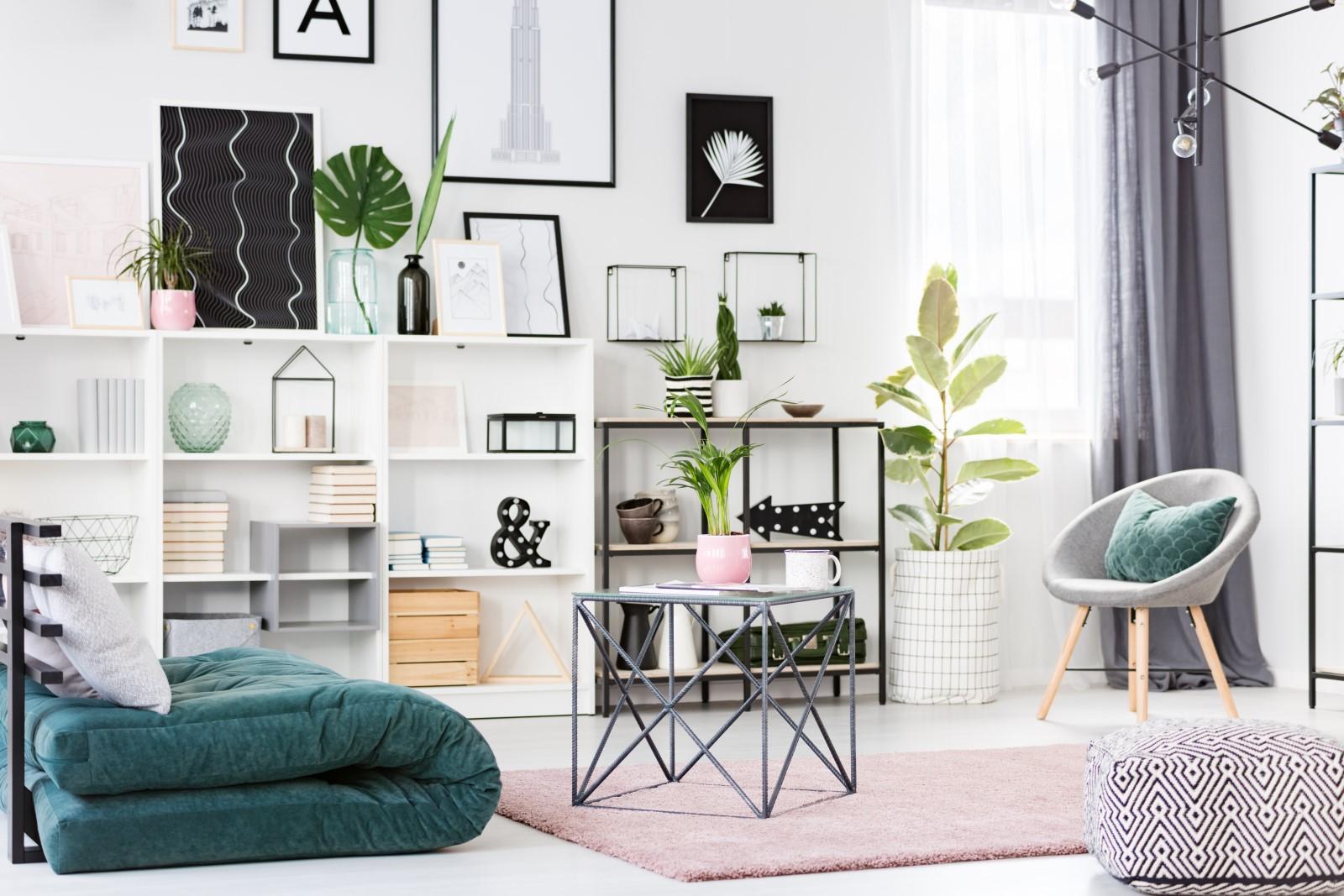 Decorer Un Grand Salon décorer son salon