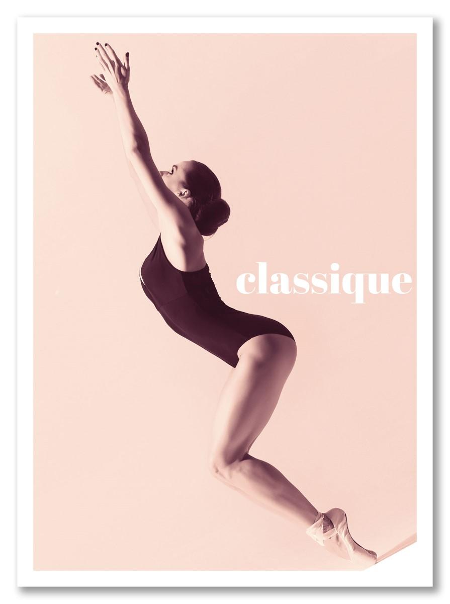 Danse - Classique Rose
