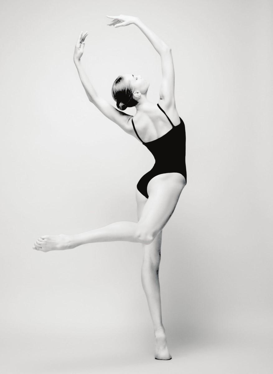 Sport - Danse Classique Noir et Blanc