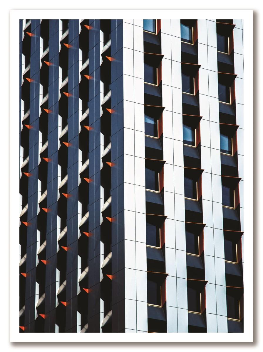 Architecture - Gratte-ciel ombre
