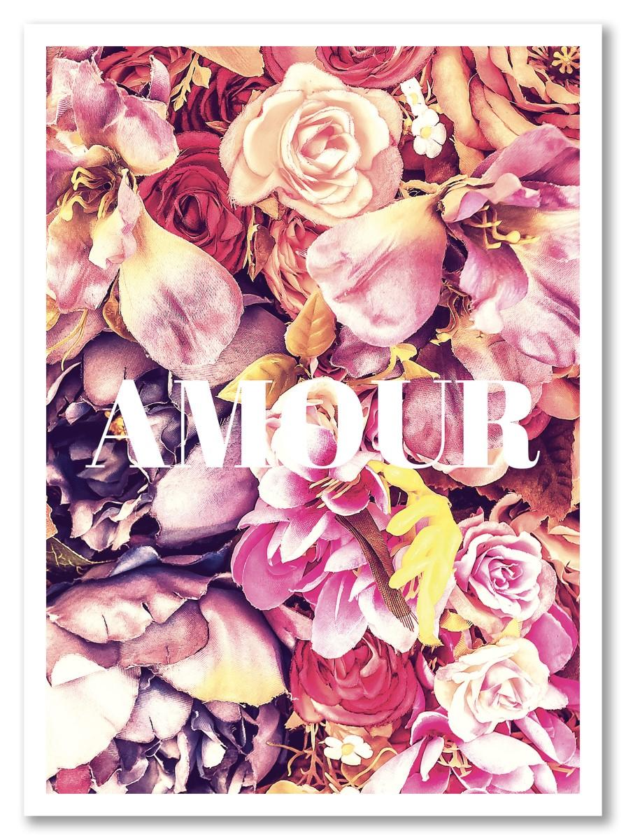 Fleurs - Amour