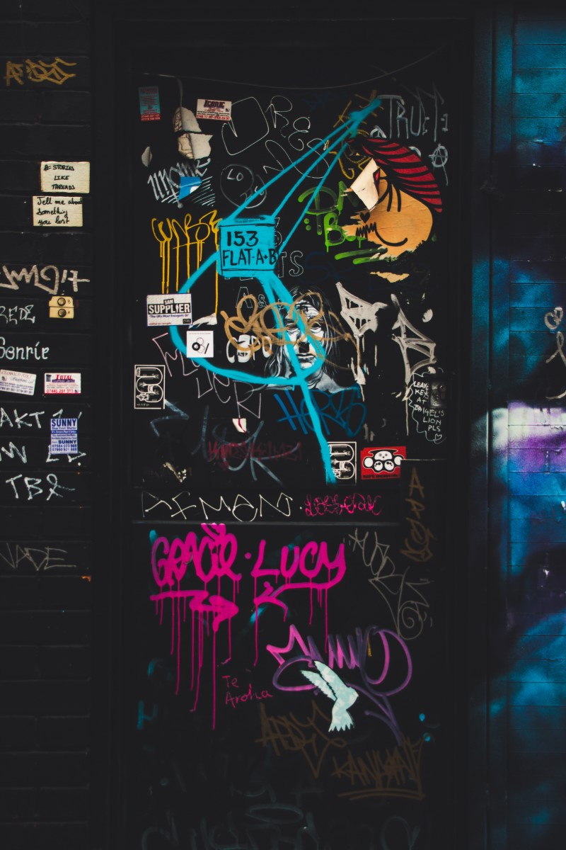 Street Art - Grafy street