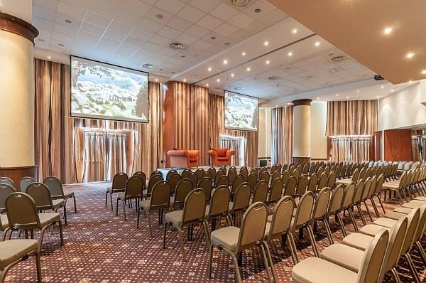 Espaces de réunion et pour des séminaires en montagne
