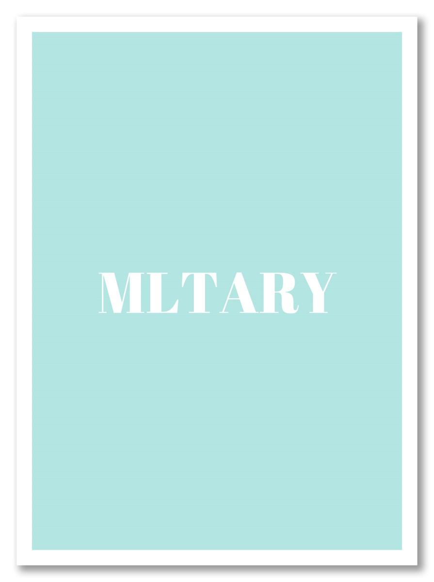 Pastel - MLTARY