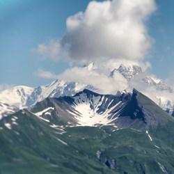 Fête de la montagne à Arc 1950