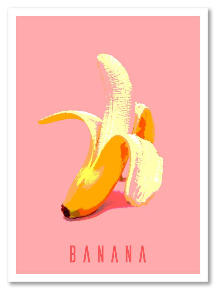 Cuisine - Banane Rose