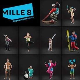 Mille8 area
