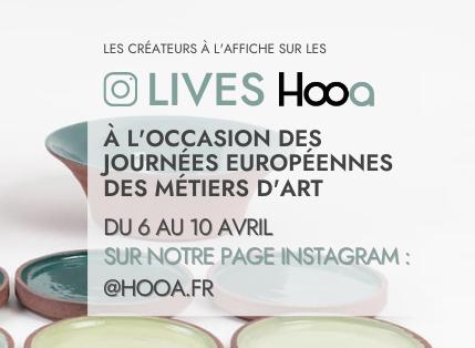 Les Lives Hooa, un Succès du côté des créateurs et participants