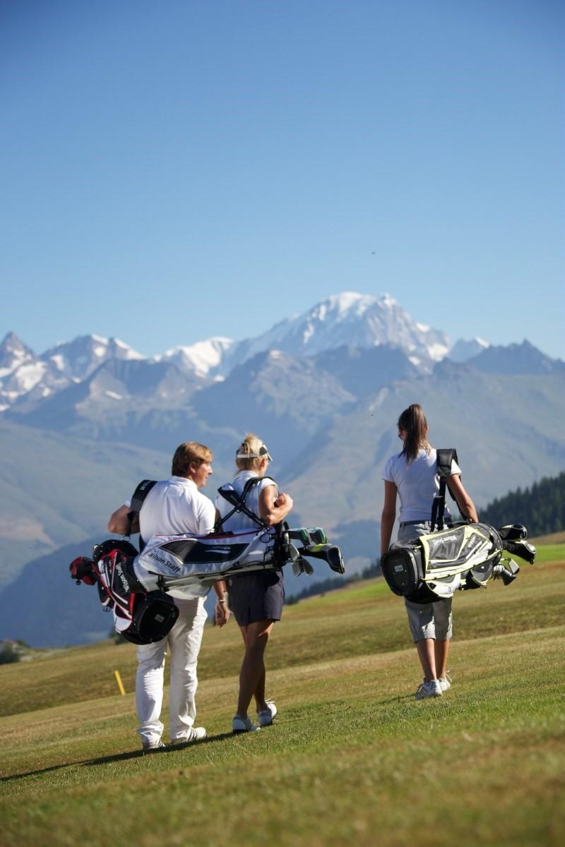 Golf des Arcs en Savoie