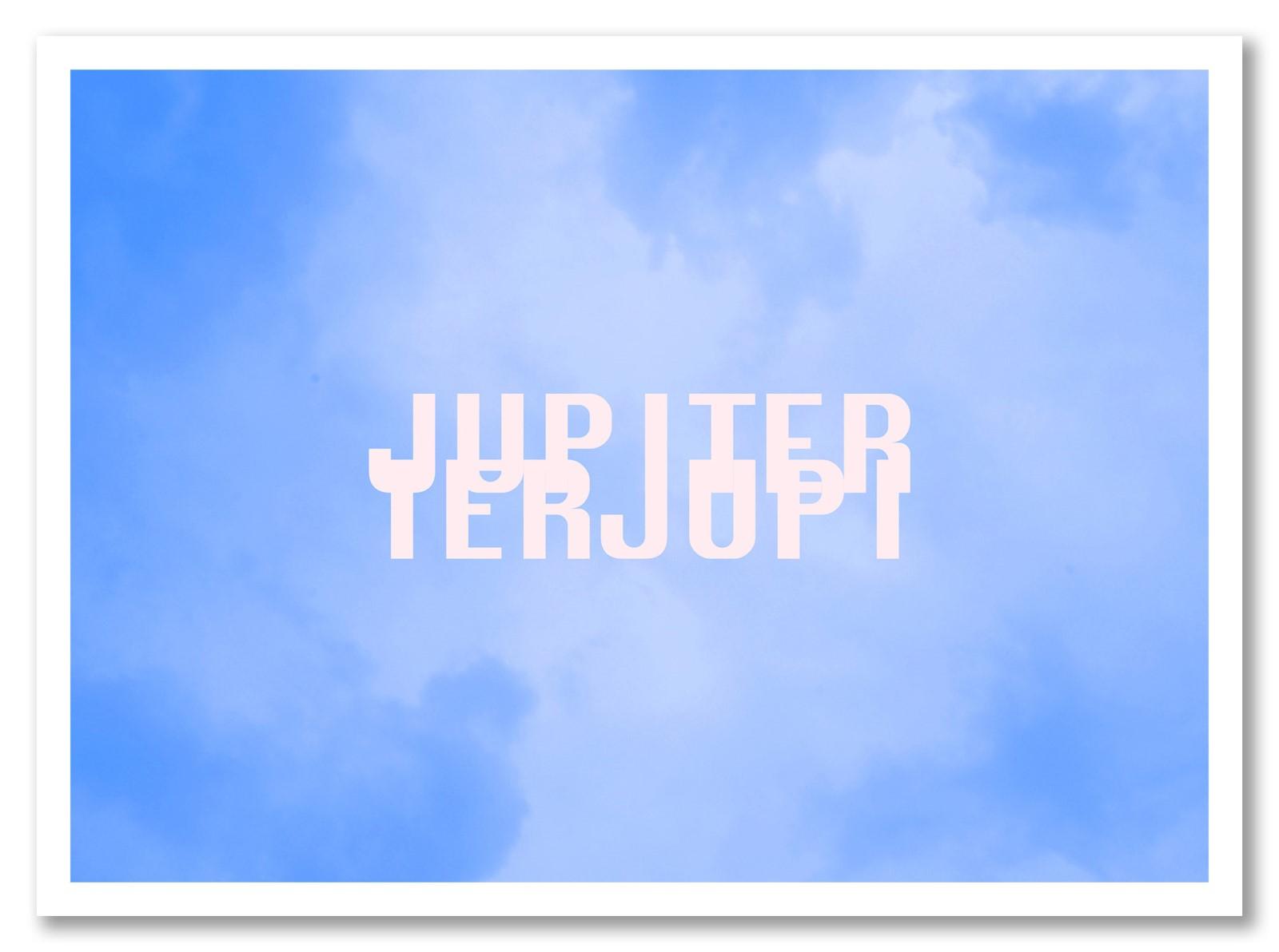 Design - Jupiter Bleu