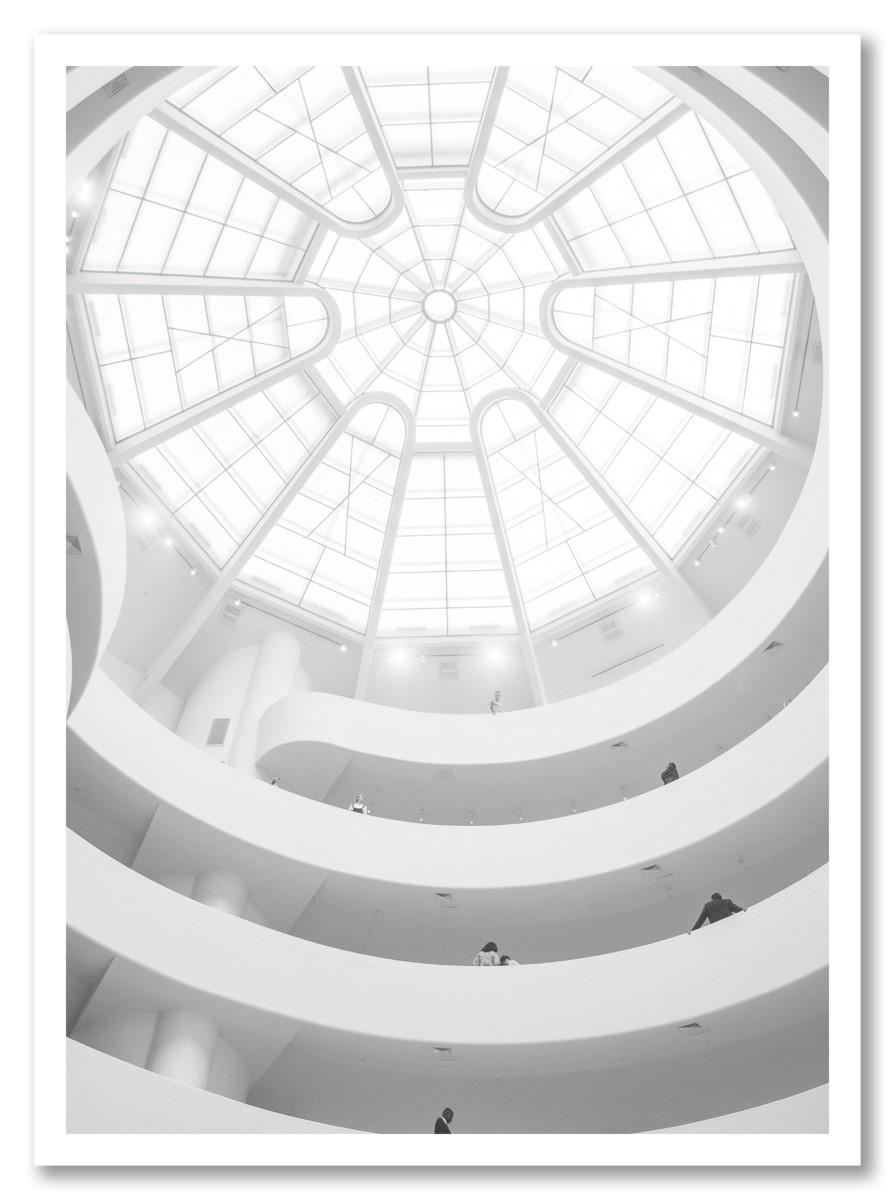 Architecture - Dome Blanc