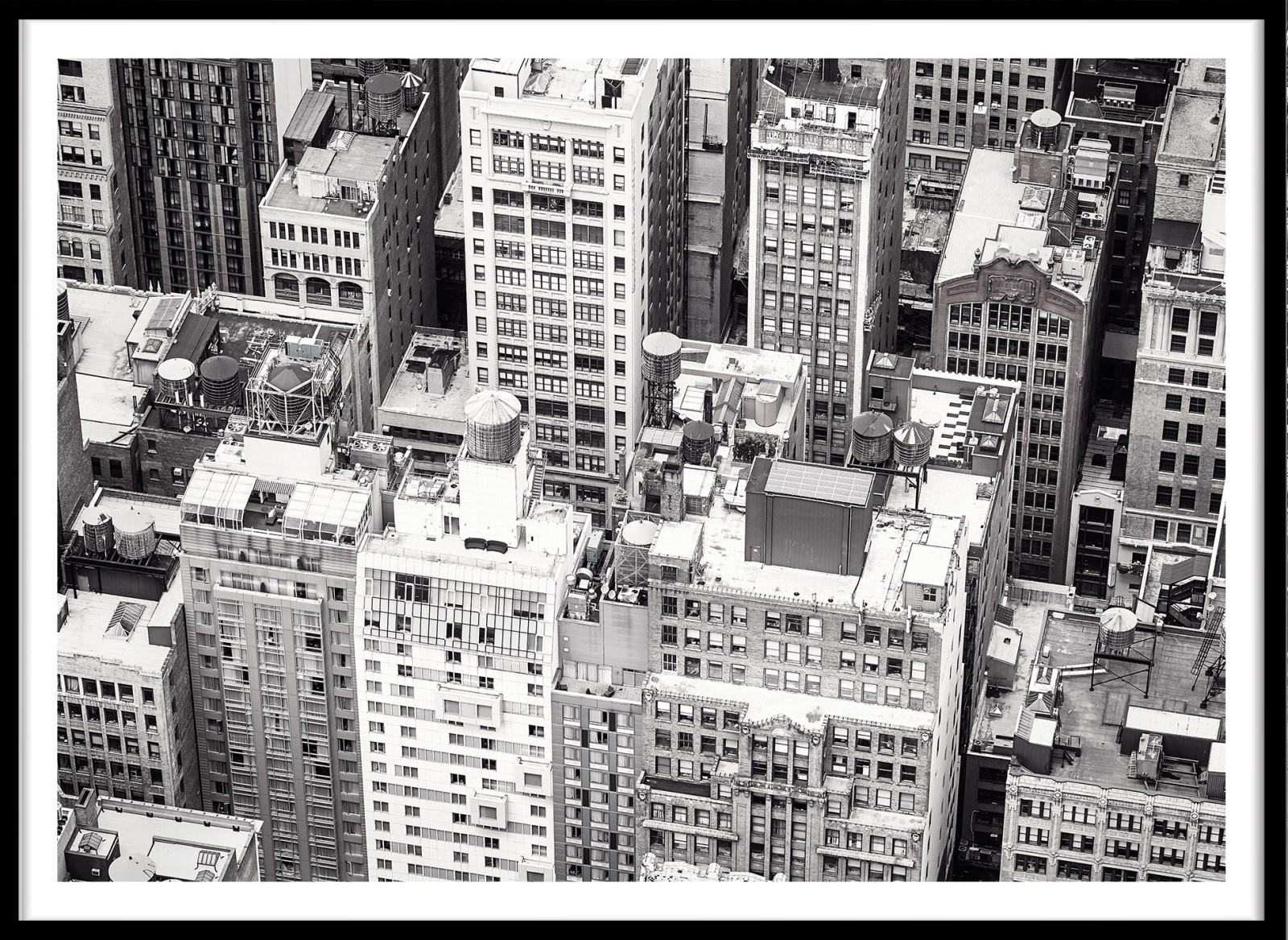 Ville - New York, Vintage